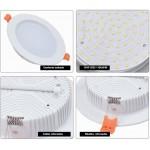 Downlight LED profesional 25W circular empotrable Ø 190 mm