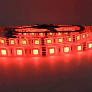 Tira LED a 12V 72W IP64 RGB