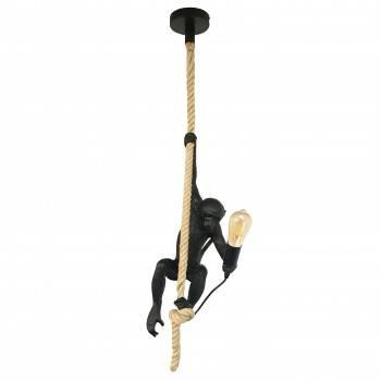 lámparas colgantes mono