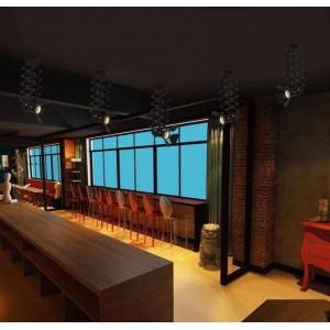 lámparas de techo restaurantes