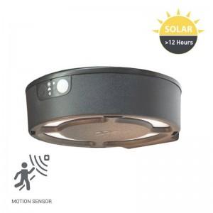 Aplique Solar FORTUNATO FUMAGALLI con Sensor y CCT