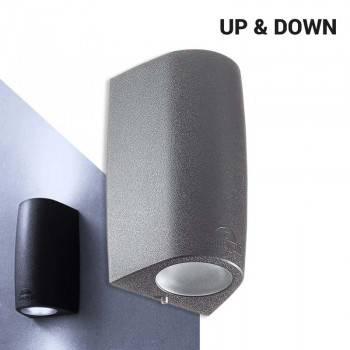 Aplique de pared LED up & down FUMAGALLI MARTA