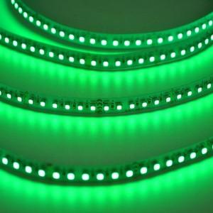 Tira LED 24V 24W, 600 SMD3030, 5M, IP20, 12mm - Alto brillo