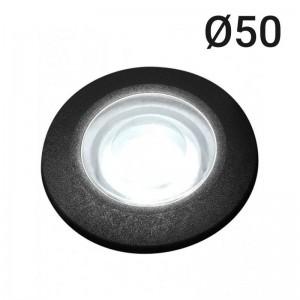Foco LED empotrable en suelo TERESA FUMAGALLI IP67