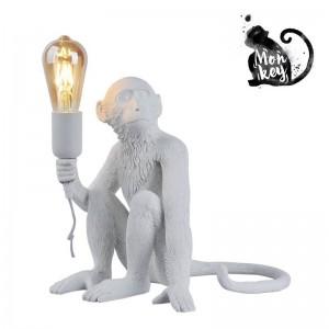 lámpara mono de mesa