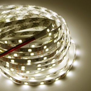 Tira LED 5M, 12V-DC, 72W, IP20, SMD 5050, Monocolor