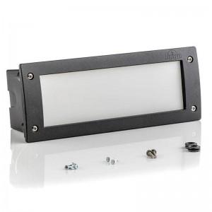 Baliza empotrable LED Fumagalli LETI 300 E27 6W