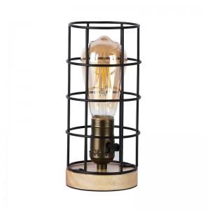 """Lámpara de mesa de estilo industrial """"GREGOR"""""""