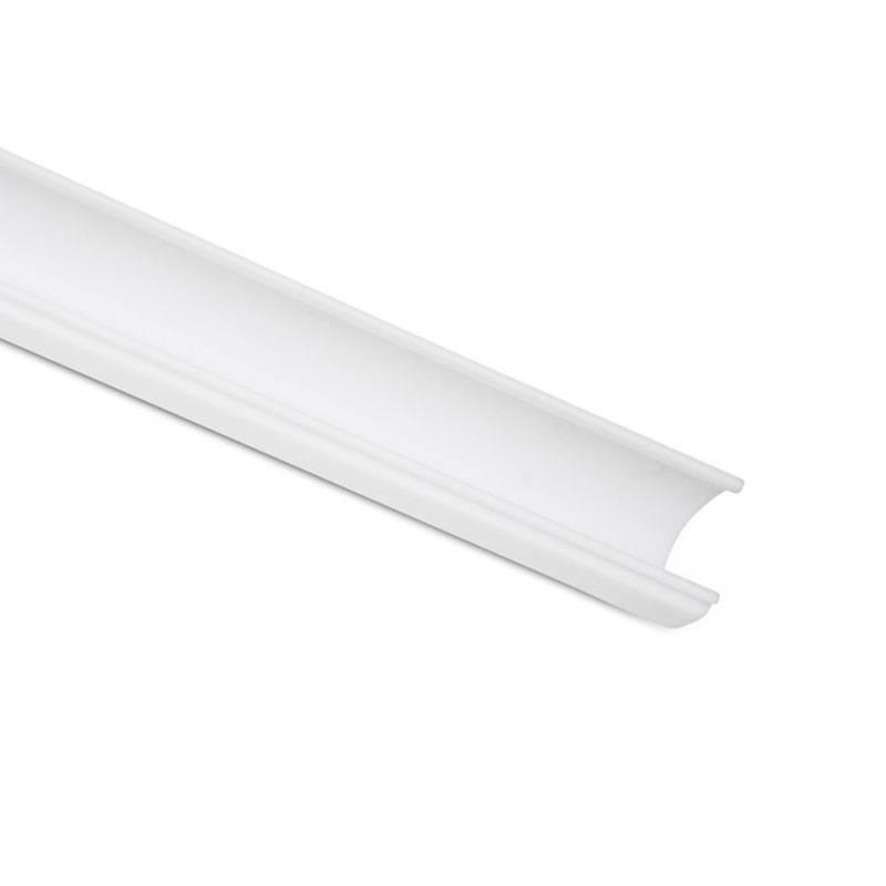 Difusor Blanco Opal para perfil 20x27 (2mt)