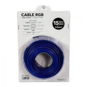 Cable RGB de 4 hilos para instalaciones a 12-24V