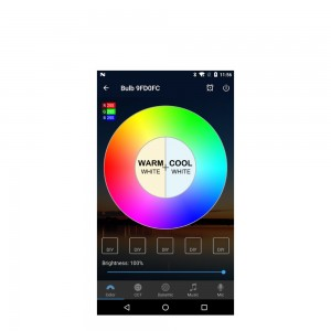 Controlador para tira LED WIFI y musical 5 CANALES RGBWW/W compatible GOOGLE HOME / ALEXA