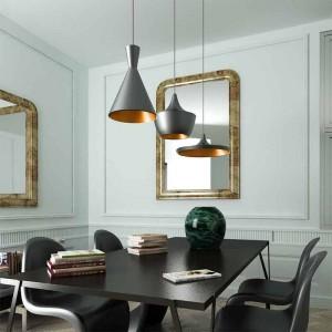 Lámpara Colgante estilo Nórdico Solvang