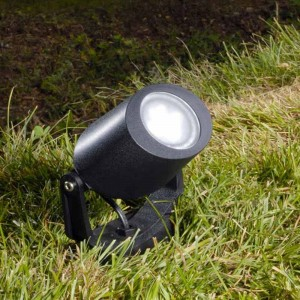 Estaca LED Exterior Fumagalli MiniTommy Portalámparas GU10