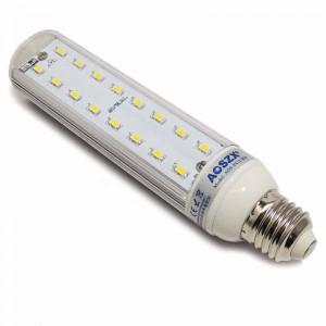 Bombilla PL LED E27 8W