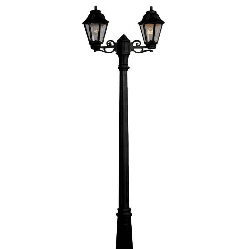 Farola Doble Fumagalli GIGI BISSO/ANNA de 2090x610mm Portalámparas E27