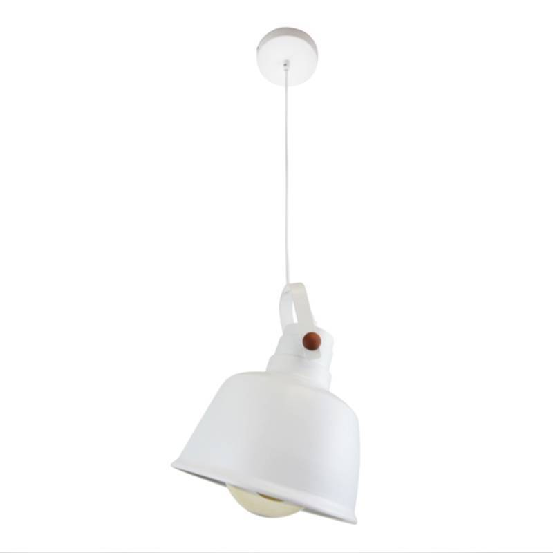 Lámpara Colgante Nórdica Metálica Kukka