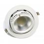 Downlight LED basculante 38W