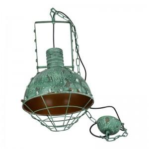 Lámpara marinera de techo Sailor Vintage Nerissa