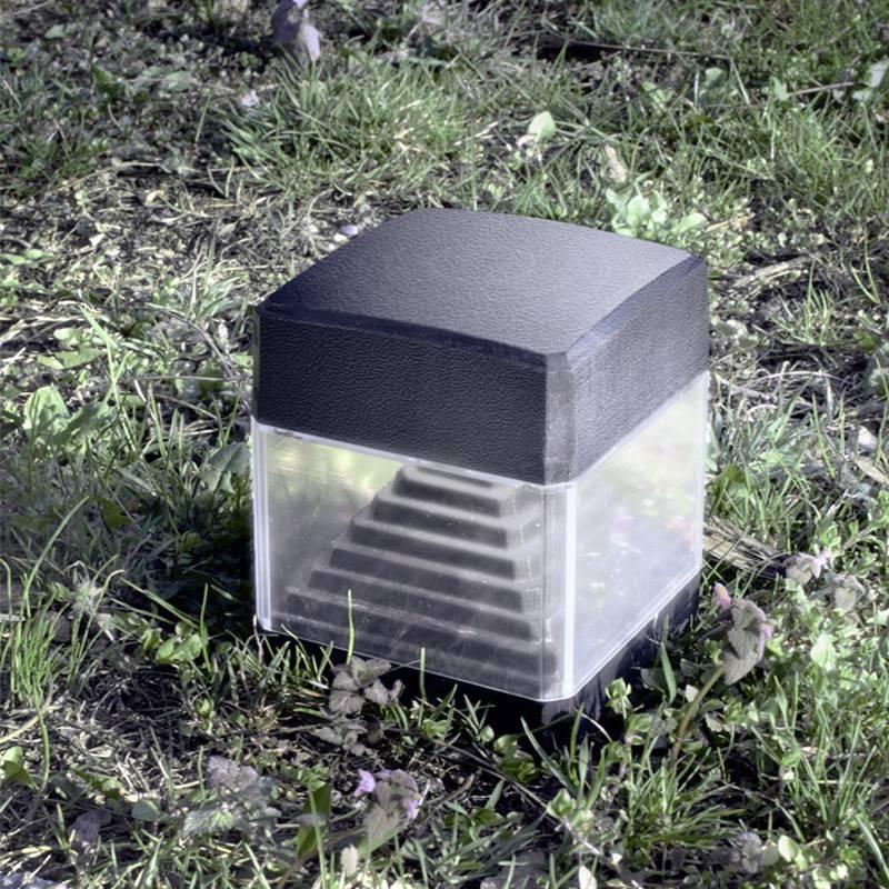 Estaca Ester Fumagalli con Bombilla LED GX53 10W