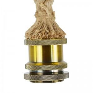 Lámpara de cáñamo Rope Lamp 230V 120X25MM E40