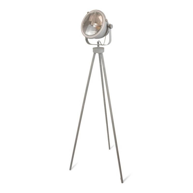 Lámpara de Suelo Vintage WRIT con Trípode E27