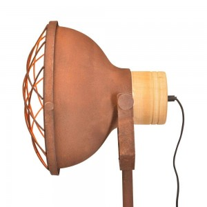 Lámpara de suelo Vintage con Trípode Altto E27