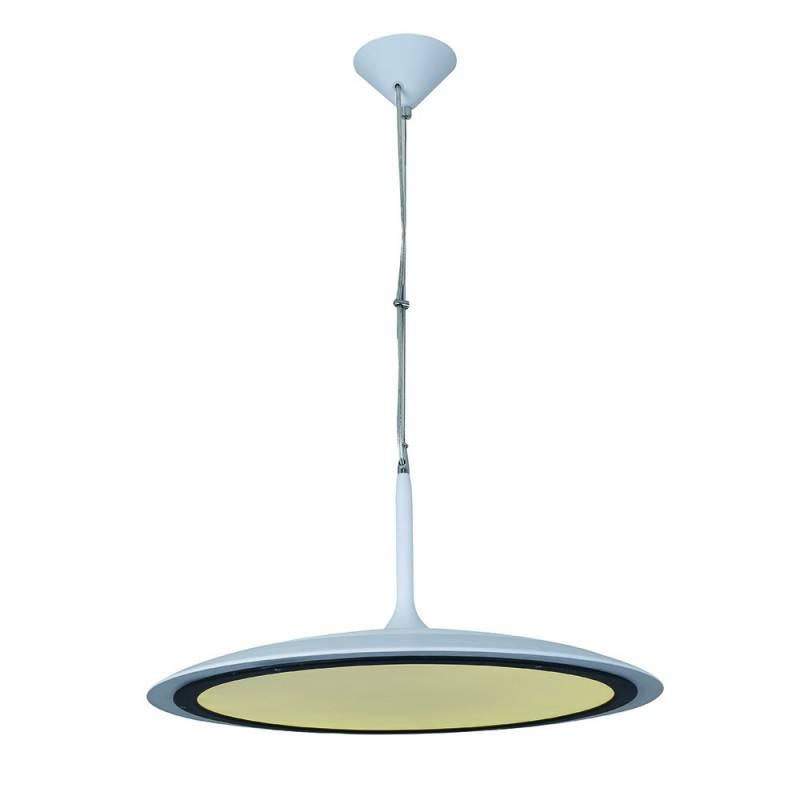 Lámpara LED colgante nórdica DALLAS 25W 4000K Color blanco
