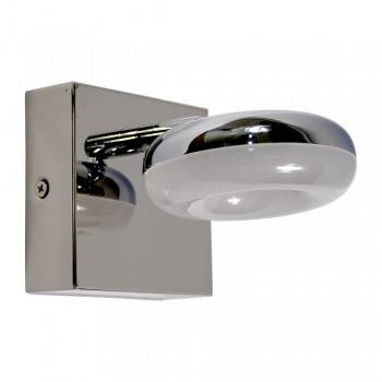 Aplique de baño LED orientable 5W