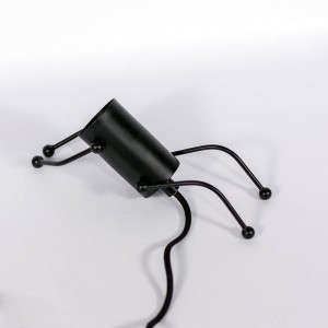 "Lámpara de mesa ""DOLL"" E27 articulada"