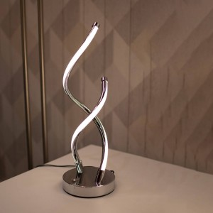 """Lámpara de sobremesa LED """"HELIX-T"""" 8W"""