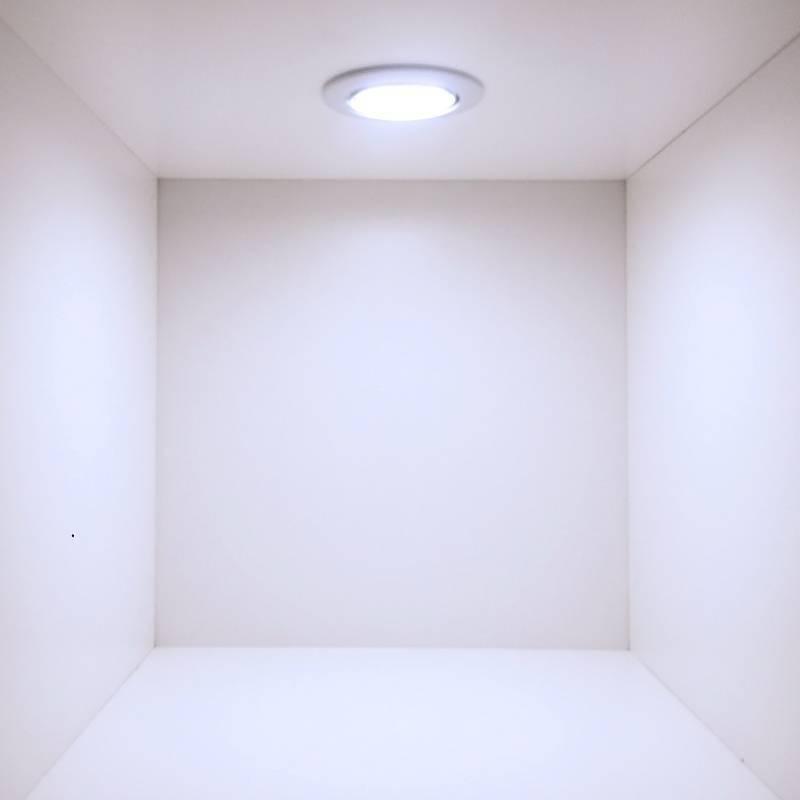 Bombilla GU10 LED 7W SMD 2835 Ø50MM 120º