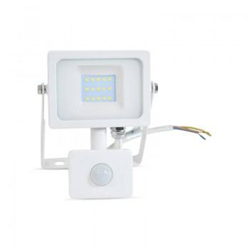 Proyector LED Slim 10W con Sensor de Movimiento