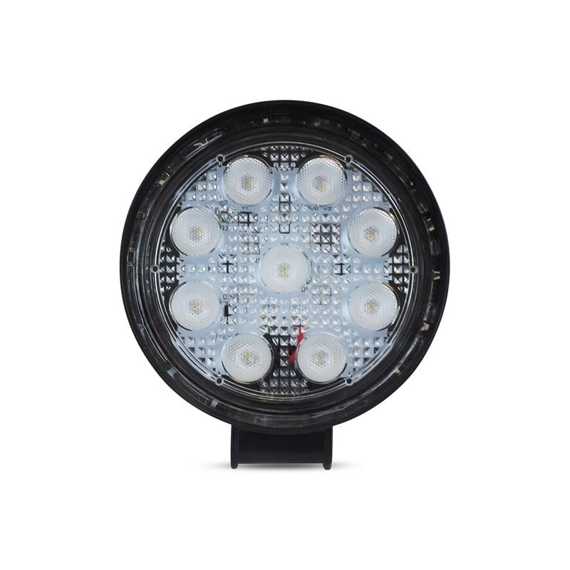 Foco LED para maquinaria, automoción y náutica 27W - 30º