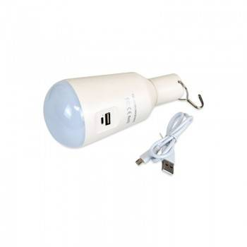 Bombilla LED Multi-funcional USB (Emergencia)