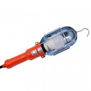 Lámpara de trabajo portátil para bombillas E27