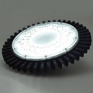 Campana Industrial LED slim tipo UFO 100W