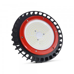 Campana Industrial LED UFO 150W CHIP Samsung con Driver Lifud Regulable