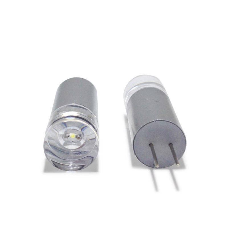 Bombilla LED Bi-Pin cilíndrica G4 1,5W
