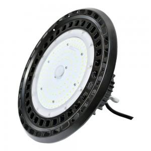 Campana Industrial LED slim UFO 100W Alto rendimiento 130lm/W Chip SAMSUNG SMD2835 5000K