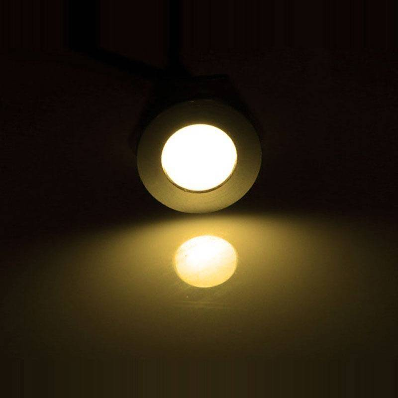 Dicroica LED driver externo 6W