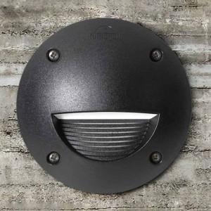Baliza empotrable LED de exterior Fumagalli LETI 100