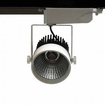 Proyector LED para carril Monofásico 25W