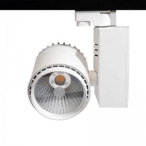 Proyector LED para carril Monofásico 35W
