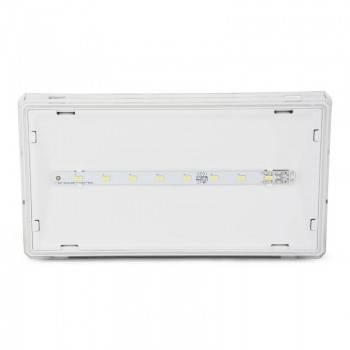 Luminaria Evacuación LED EXIT S 350 lumens