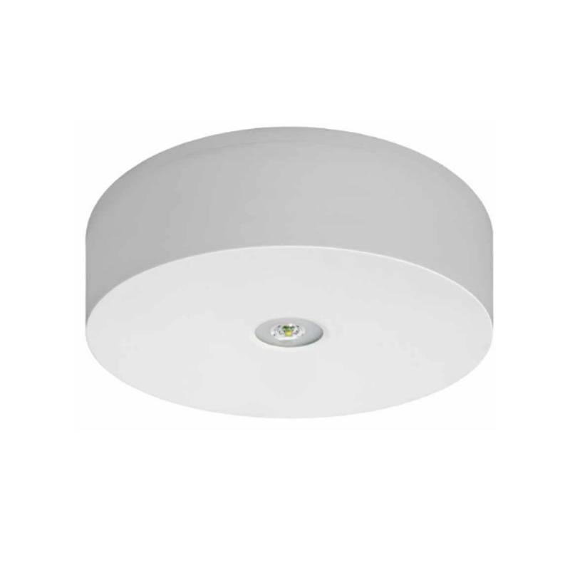 Luminaria Emergencia de Superficie AX N 120 lumens IP42