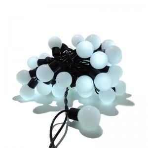 Guirnaldas LED mini bolas 3W 230V-AC Blanco Frío