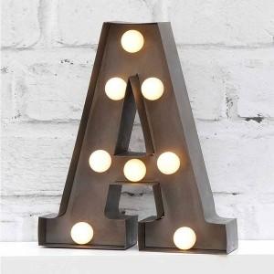Bombilla LED E27 color 1w