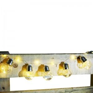Guirnalda LED Bombillas Luz de Hadas IP40 0,6W
