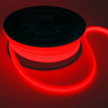 Neón LED Flex 24V IP68 Rollo de 10 mt.