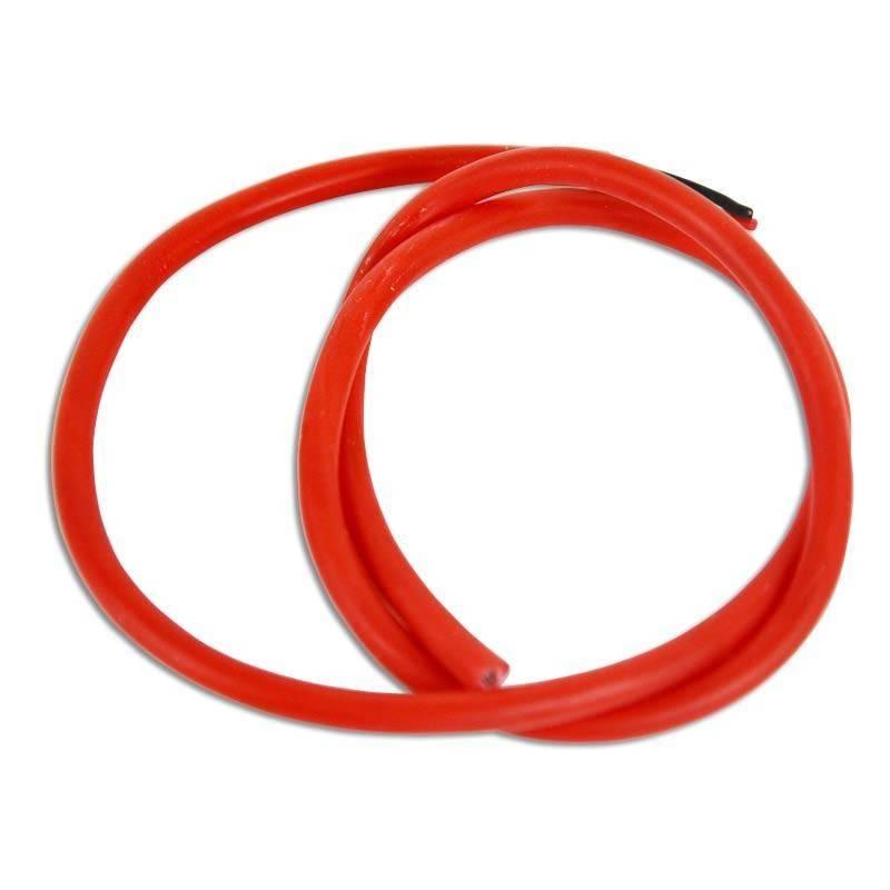 Cable especial de silicona para Neón Flex LED a 24V-DC